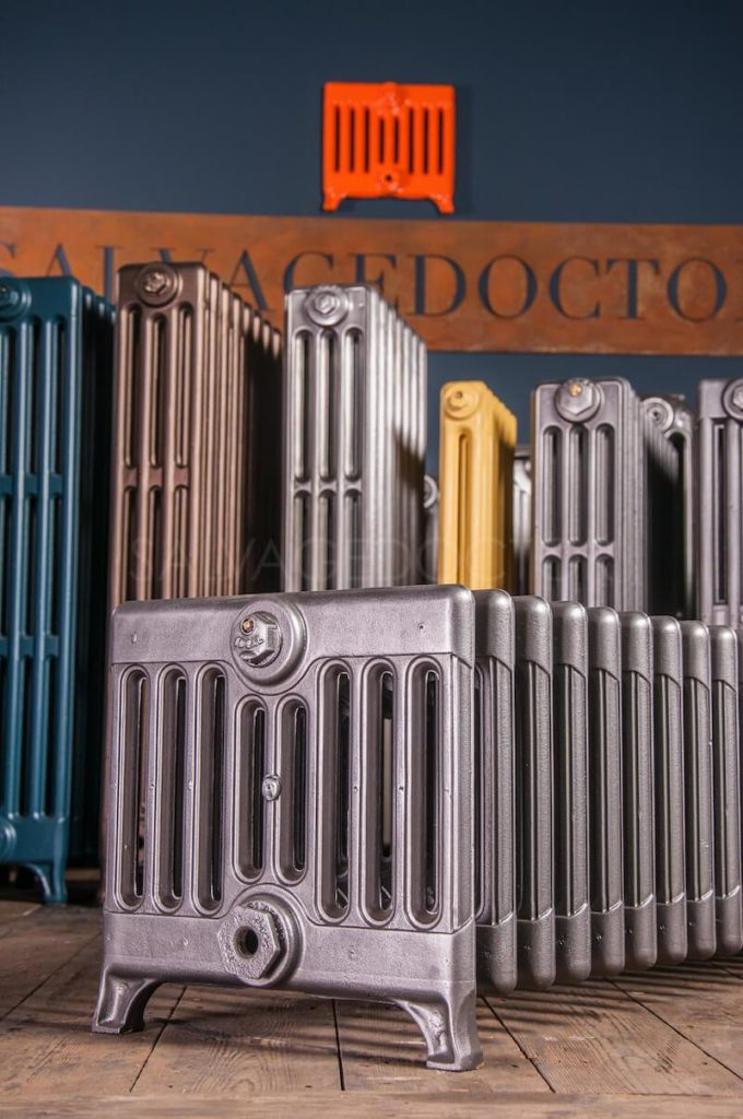 Neo Classic Cast Iron Radiators
