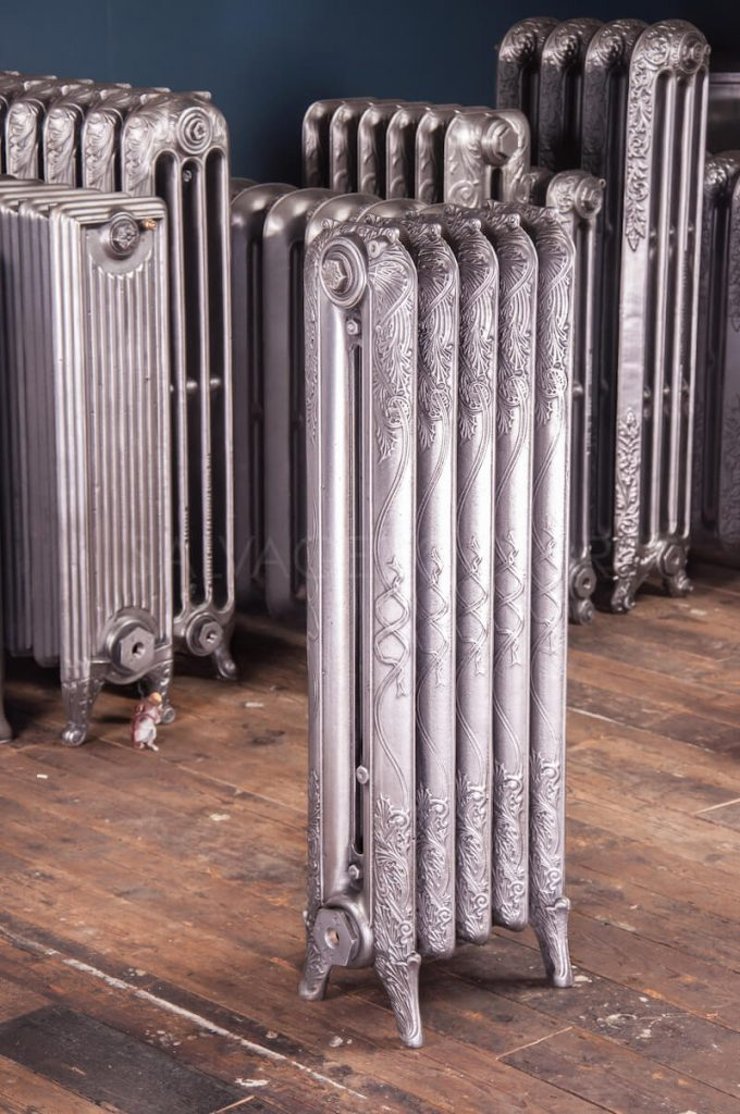 How Did Radiator Plants Become The Best: American Radiator Company Double Column Ornamental Cast