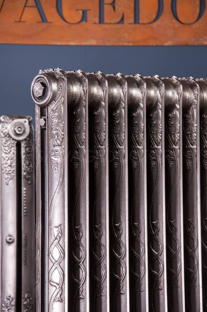 How Did Radiator Plants Become The Best: American Radiator Company Single Column Cast Iron Radiator