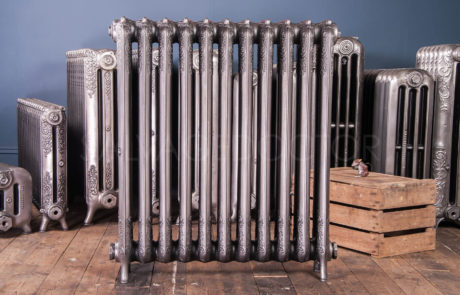 Beeston Decorative Early Design Cast iron Radiator 1000mm High
