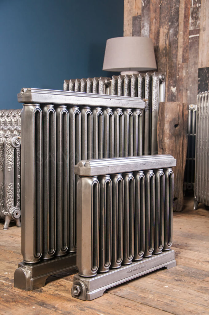 Church Style Cast iron Radiator 525mm High