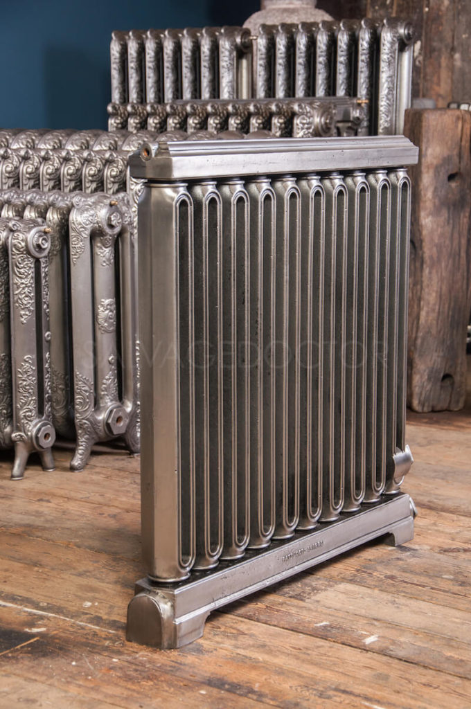 Church Style Cast Iron Radiator 825mm high