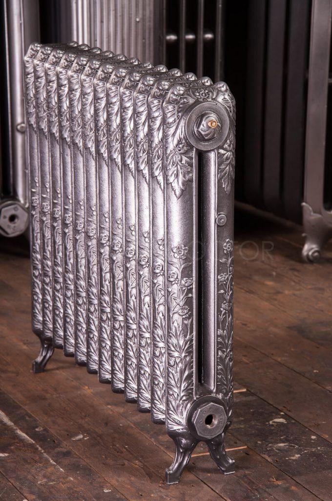How Did Radiator Plants Become The Best: Original Daisy Single Column Cast Iron Radiator