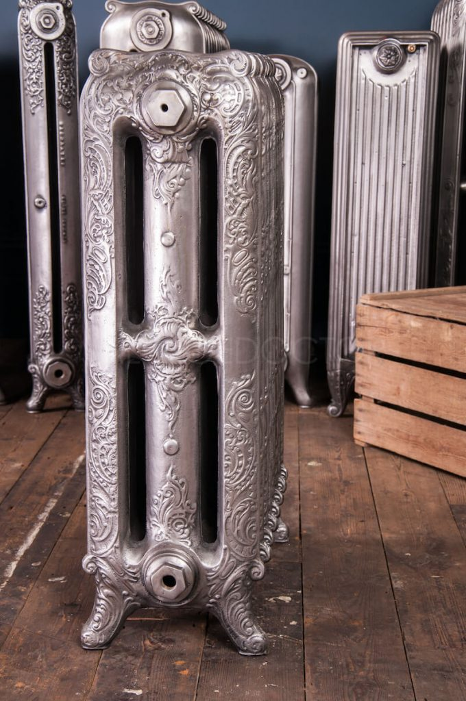 Reproduction Three Column Cast Iron Radiator 780mm High
