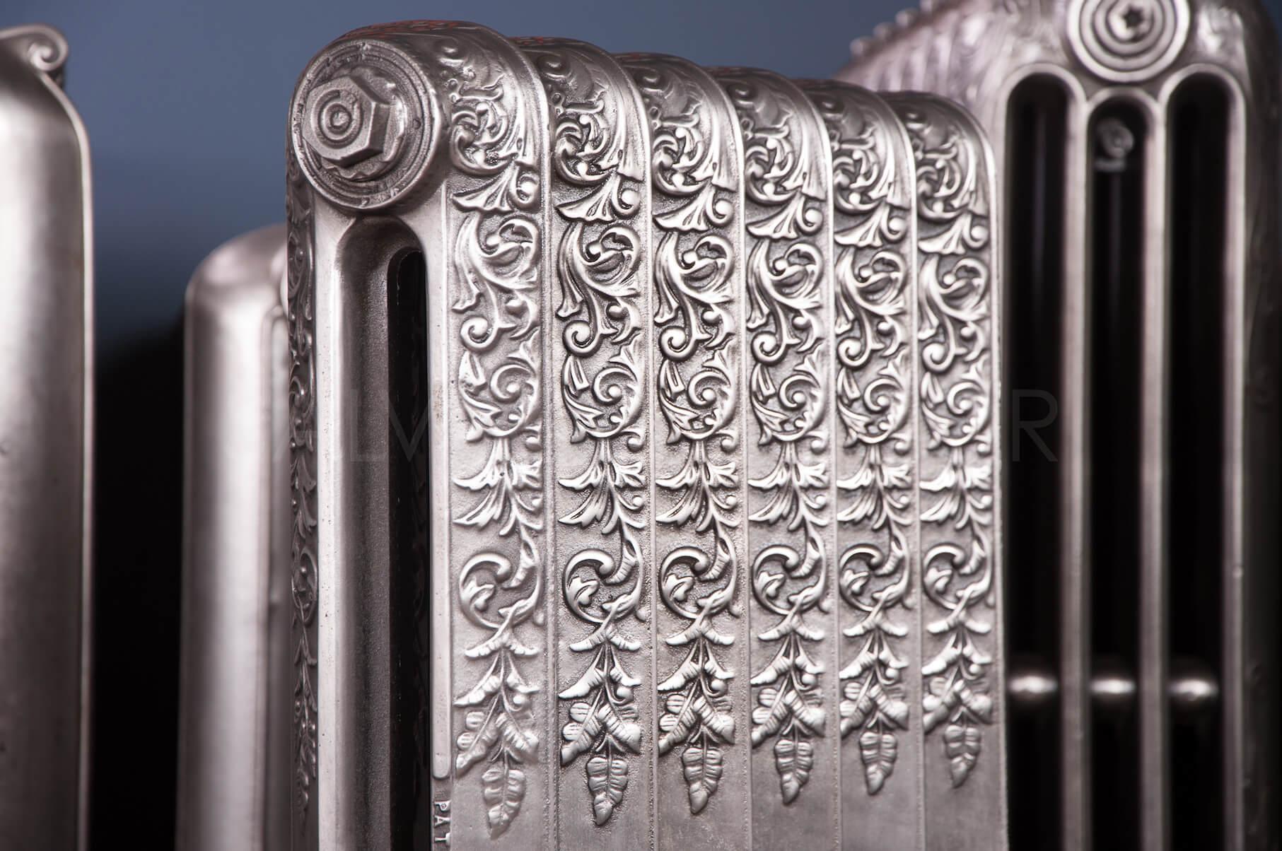 Safford Ornamental Two Column Cast Iron Radiator ...
