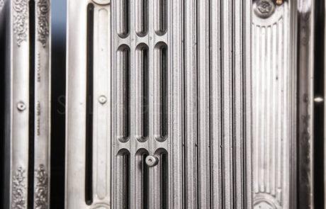 Crane 4 column Cast Iron Radiator