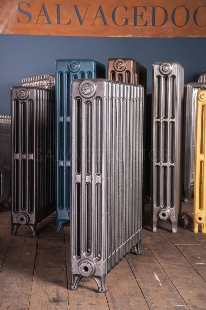 Neo Classic 4 Column cast iron radiator