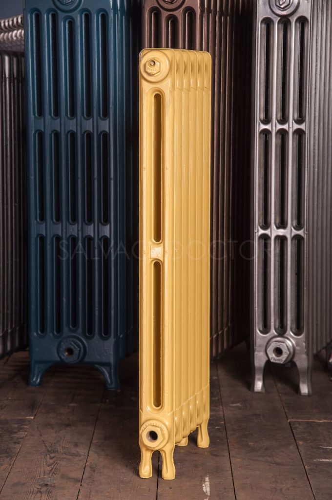 2 Column cast iron radiator