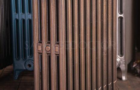 4 column cast iron radiator