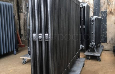 NRC Four Column Cast Iron Radiator 760mm High