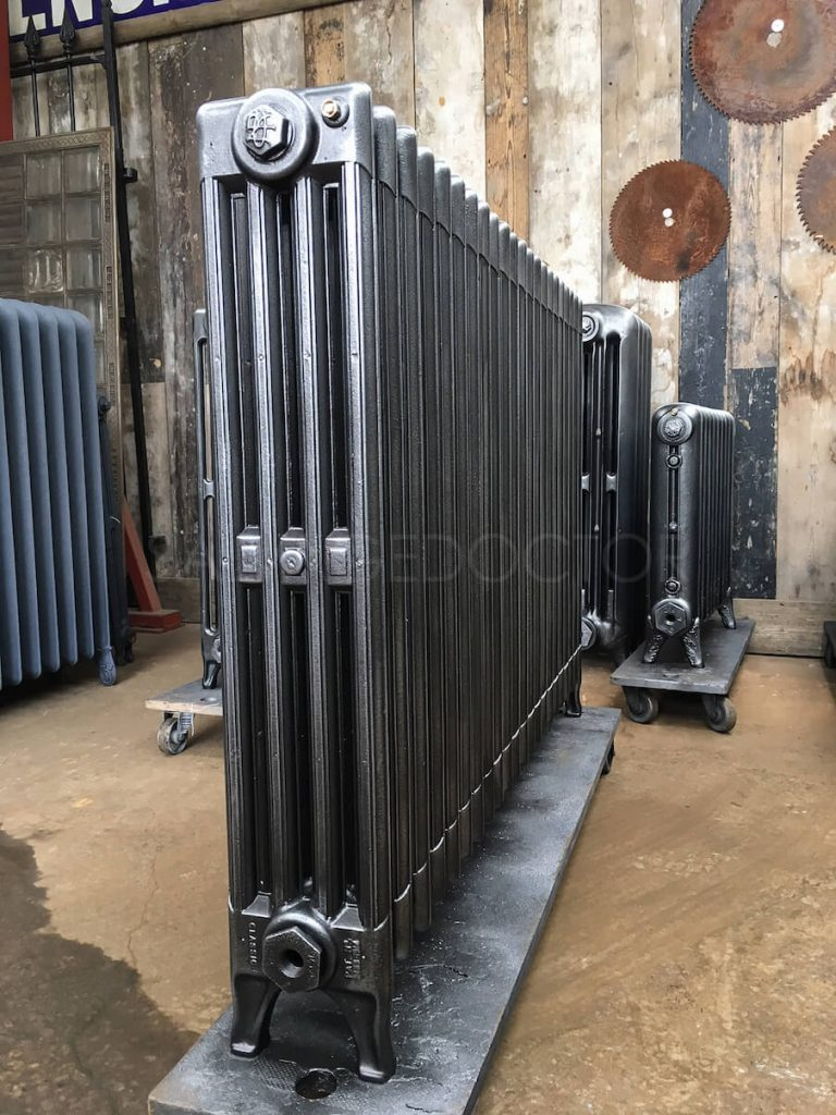 NRC 4 Column Cast Iron Radiator 760mm High
