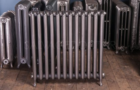 NRC 2 Column Princess Cast Iron Radiator 190mm Deep & 965mm High in Polish