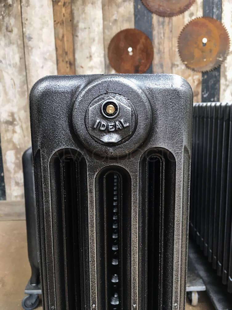 How Did Radiator Plants Become The Best: Ideal Standard Neo Classic 4 Column Cast Iron Radiator