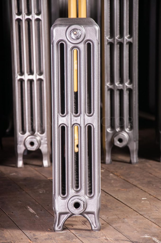 How Did Radiator Plants Become The Best: Ideal Standard 4 Column Cast Iron Radiator 610mm High In