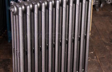 Ideal Standard Neo Classic 4 Column Cast Iron Radiator 760mm High in Church Burnish