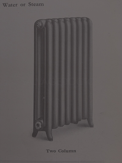 Princess Cast Iron Radiator
