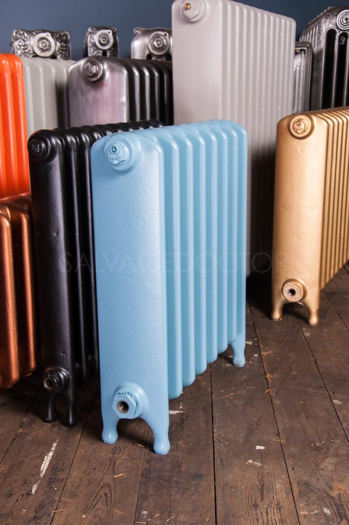 Ideal Standard Medium School Hospital cast iron radiator