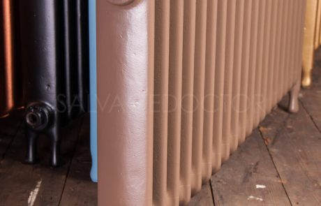 narrow school cast iron radiator