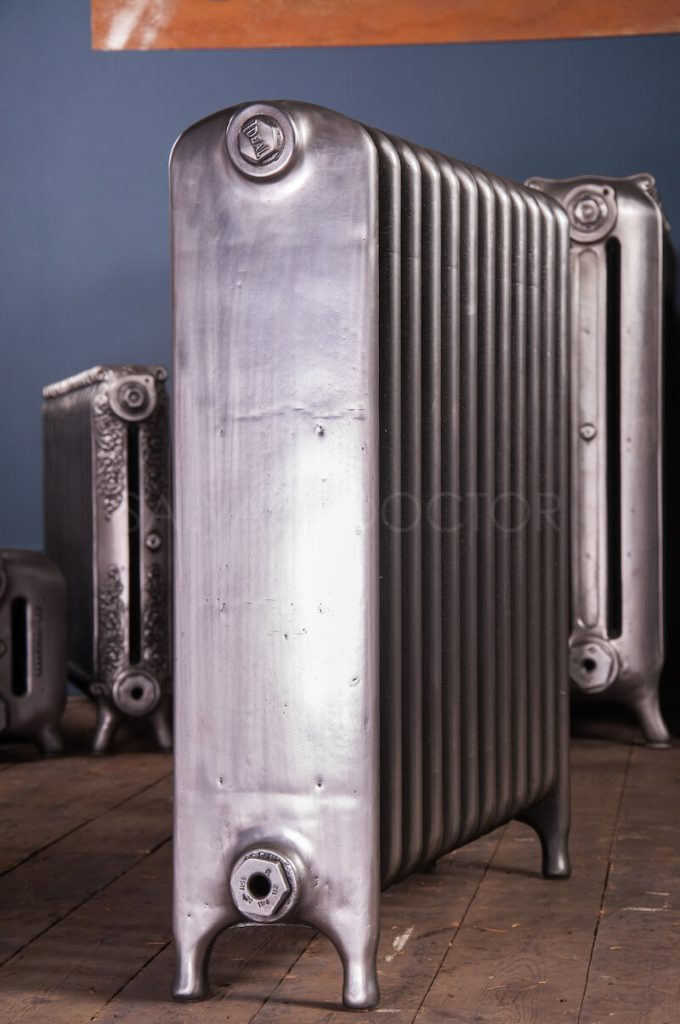 Wide School Hospital cast iron radiator