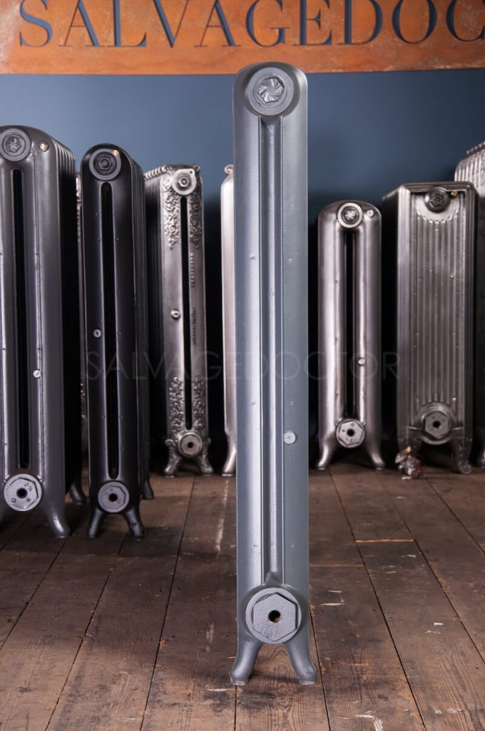 How Did Radiator Plants Become The Best: NRC Single Column Duchess Cast Iron Radiator