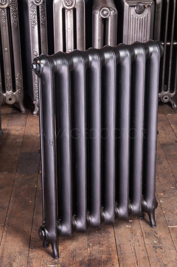 How Did Radiator Plants Become The Best: Single Column Duchess Cast Iron Radiator